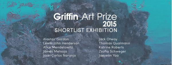 Griffin Art Prize 2015 Shortlist Exhibition