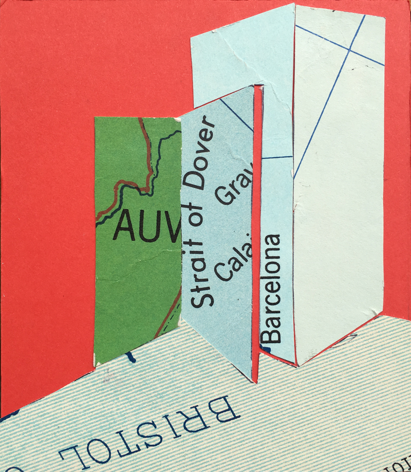 Zsofia Schweger - Off The Map II, #15