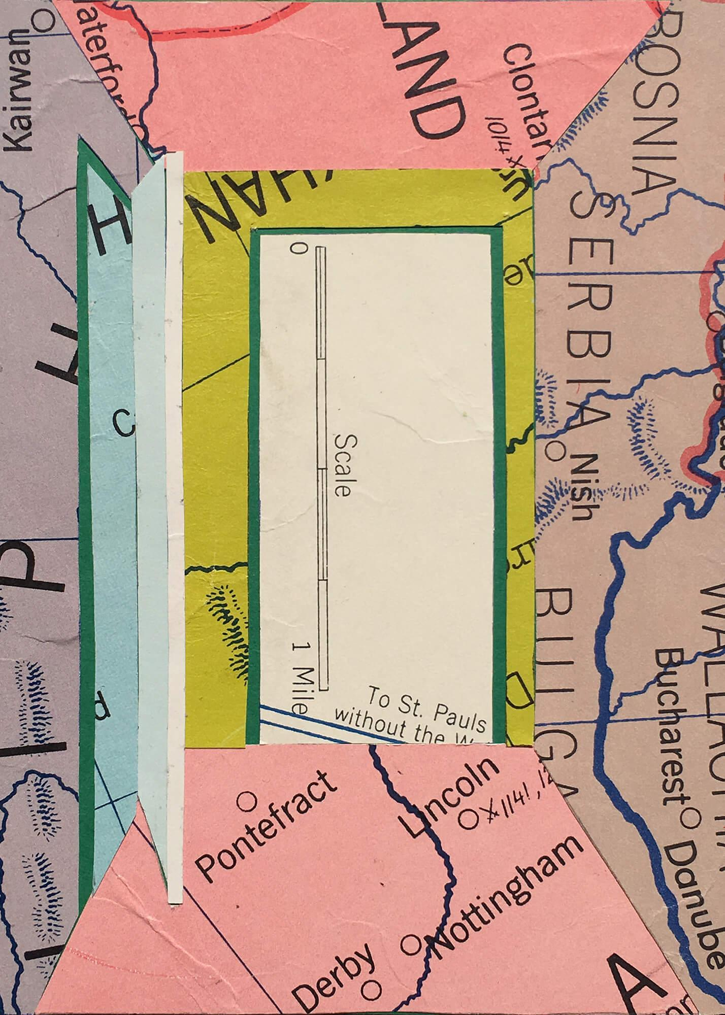 Off The Map III, #2 - Collage - Paper, maps Map Collage on map slide show, map travel, map facebook covers, map creator, map pencil, map in india, map gift tags, map in europe, map still life, map de france, map making, map of college football teams, map major rivers in australia, map with mountains, map with states, map distance between cities, map of dallas texas and surrounding areas, map vintage, map in spanish, map history,